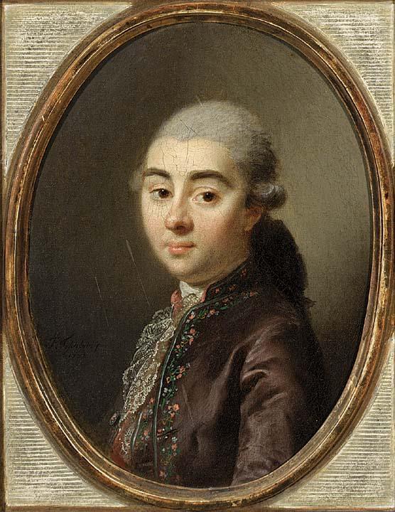 JOHANN FRIEDRICH AUGUST TISCHBEIN, MAASTRICHT 1750 - 1812 HEIDELBERG