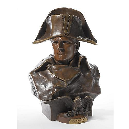 Renzo Colombo 1856-1885 Napoleon 1er  French, 19th century