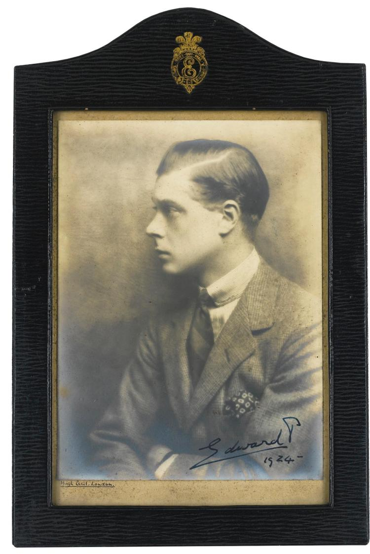 HUGH CECIL | Photograph of the Prince of Wales, 1924