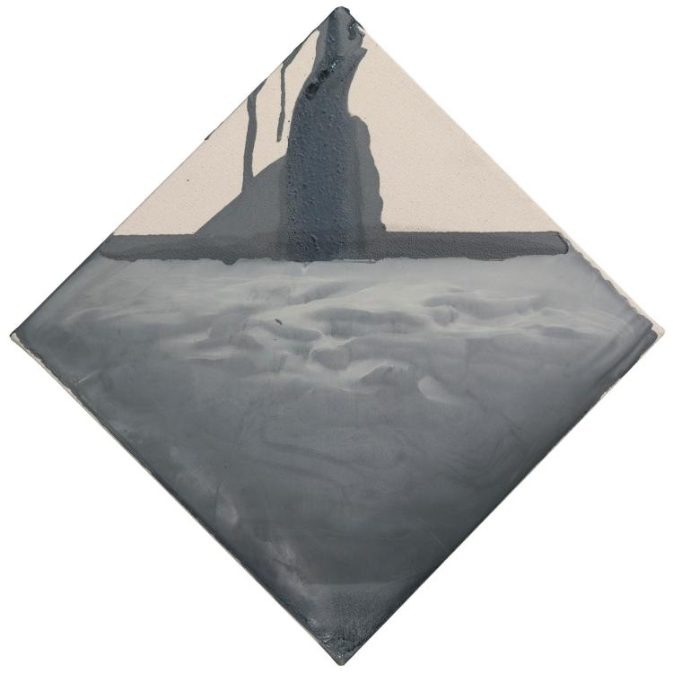 ANALIA SABAN | Diamond Decant (Black, Gray and White)