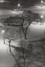 ANDRÉ KERTÉSZ | Washington Square at Night