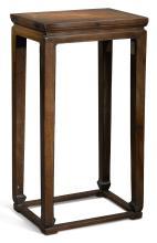 A RECTANGULAR JICHIMU TABLE<BR> QING DYNASTY, 18TH CENTURY |