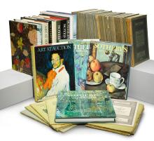 A COLLECTION OF SOTHEBY'S AUCTION CATALOGUES |