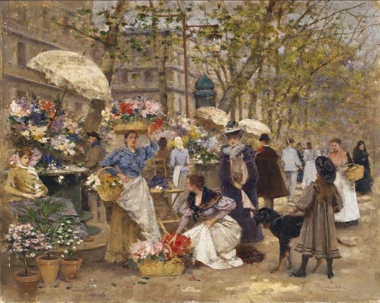 FRANCISCO MIRALLES VALENCIA 1848-BARCELONA 1901