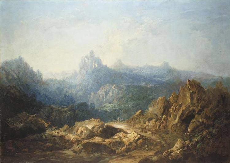 f - EUGENIO LUCAS VELÁZQUEZ MADRID 1817 - 1870