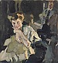 LEO PUTZ GERMAN, 1869-1940, Leo Putz, Click for value