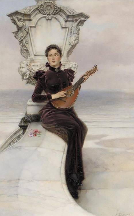 PIETER HAAXMAN DUTCH, 1854-1937