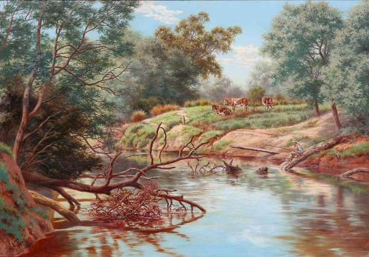JAMES A. TURNER 1850-1910