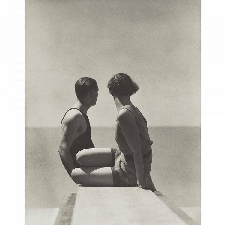 GEORGE HOYNINGEN-HUENE (1900-1968)/SALVATORE LOPES (B. 20TH CENTURY)
