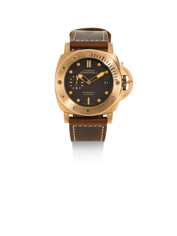 The Panerai Experience Online
