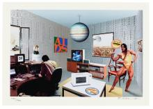 RICHARD HAMILTON, C.H. | Just what is it that makes today's homes so different, so appealing?
