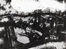 JOHN VIRTUE | Landscape 206