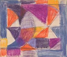 MARGARET MELLIS | Half Circle and Shadows