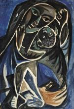 JOHN CRAXTON, R.A. | Mother and Child
