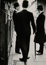 NORMAN PARKINSON | The New Mayfair Edwardians, Vogue 1950