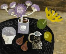MARY FEDDEN, R.A. | Yellow Butterfly