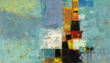 DONALD HAMILTON FRASER | The Sea