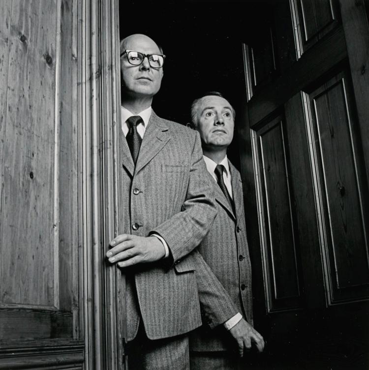 JOHN STODDART | Gilbert and George, London, 1993