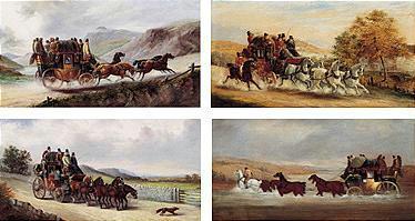 *JOHN CHARLES MAGGS (BRITISH, 1819-96)
