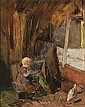 SALOMON GARF DUTCH 1879-1943, Salomon Garf, Click for value