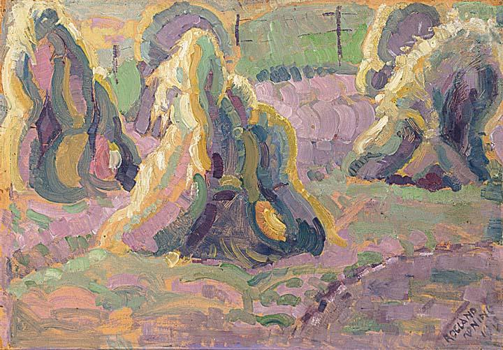 ROELAND KONING DUTCH 1898-1985