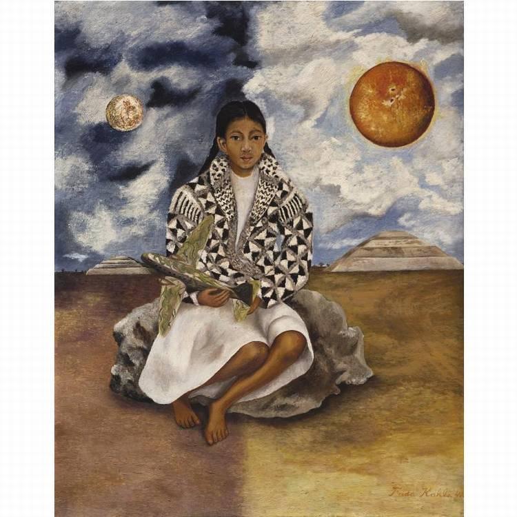FRIDA KAHLO (1910-1954)