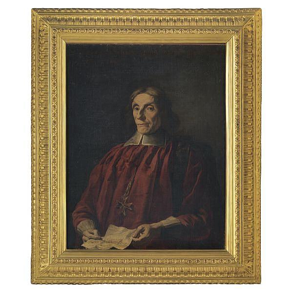 Alessandro Gherardini Firenze 1655-1726 Livorno , Ritratto di Antonio di Luigi Serristori olio su tela oil on canvas