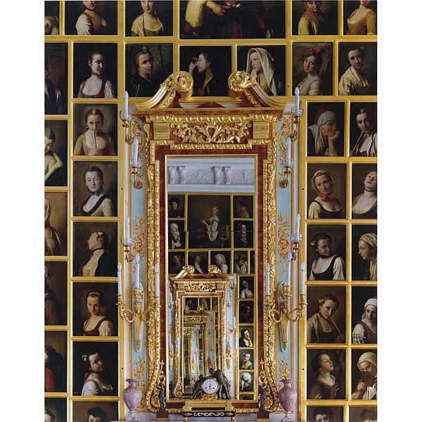 Andrew Moore , b. 1957 'rotari's gallery, peterhof'