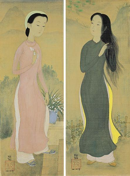 Mai Trung Thu , 1906-1980 