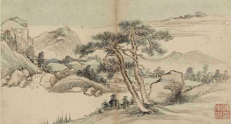 YUN XIANG 1586-1655