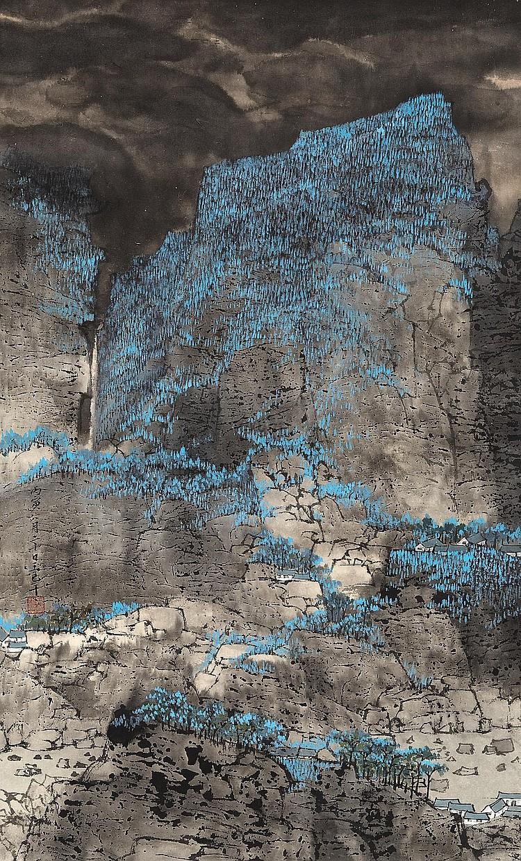 WANG JIQIAN (C. C. WANG) | Landscape