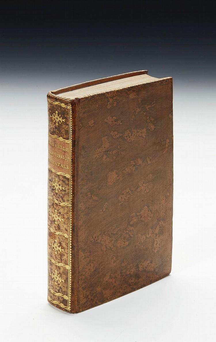 JESUIT LETTERS. NOUVELLES DES MISSIONS ORIENTALES. 1794