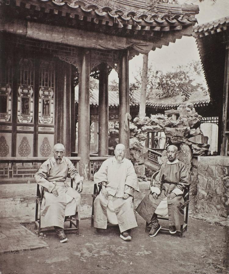 THOMSON, JOHN. ILLUSTRATIONS OF CHINA AND ITS PEOPLE, 1873-1874