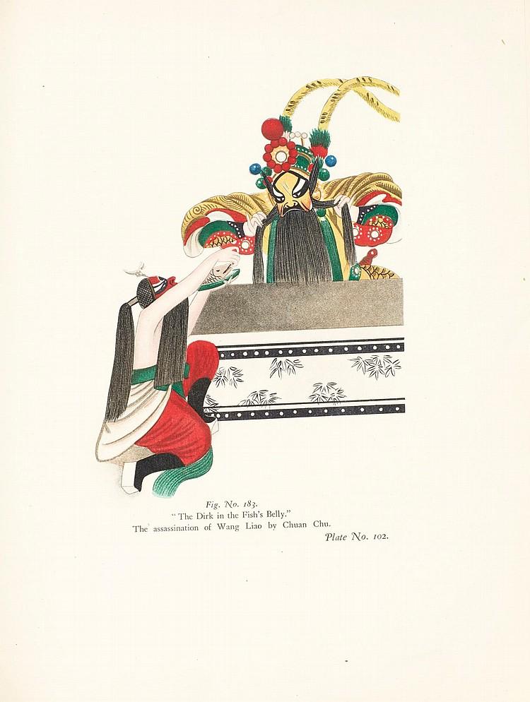 ARLINGTON, L.C. THE CHINESE DRAMA. 1930