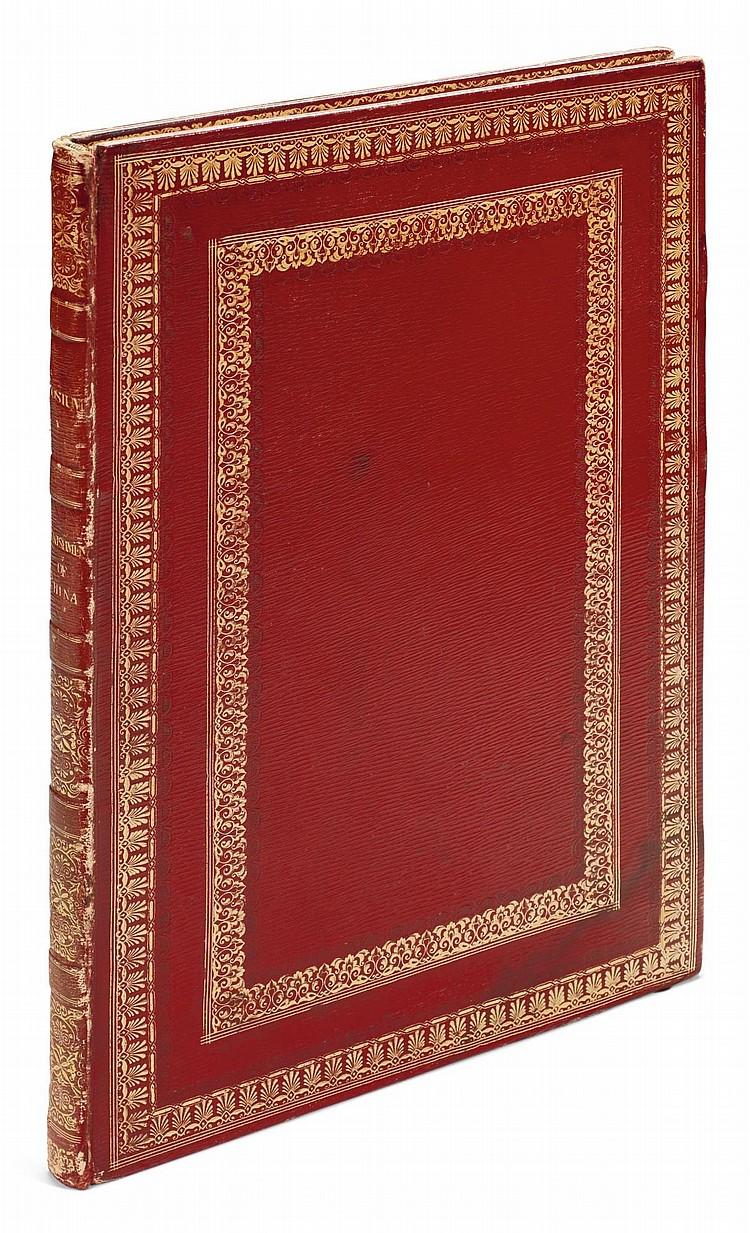 MASON, GEORGE HENRY. PUNISHMENTS OF CHINA. 1801
