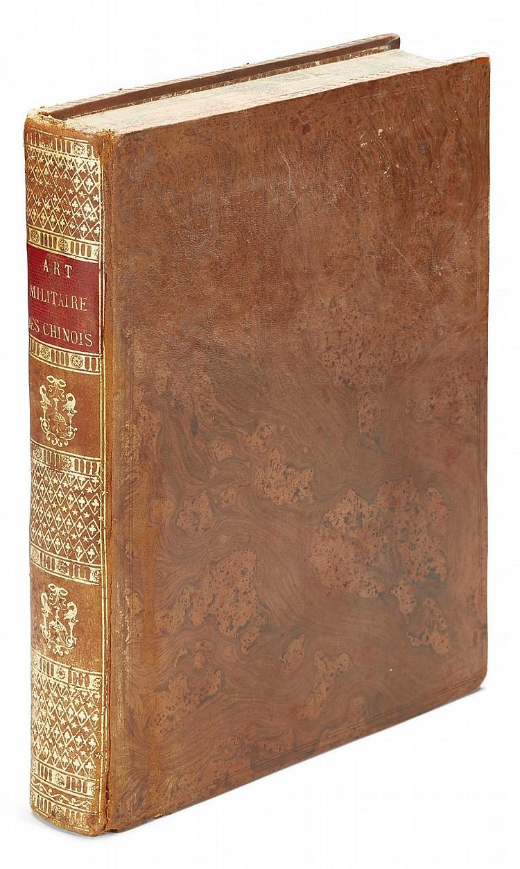 SUN TZU. ART MILITAIRE DES CHINOIS. 1772