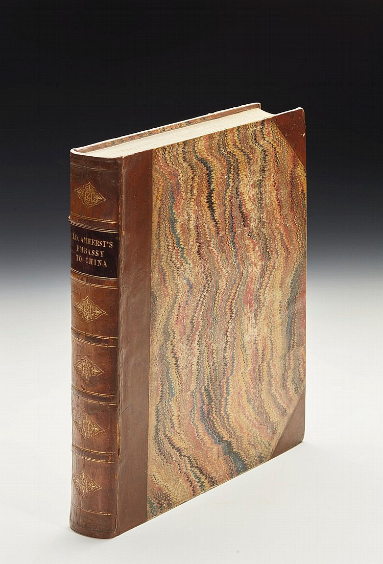 ELLIS, HENRY. JOURNAL OF THE PROCEEDINGS OF THE LATE EMBASSY OF CHINA. 1817