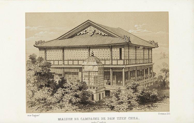 ITIER, JULES. JOURNAL D'UN VOYAGE EN CHINE. 1848-1853