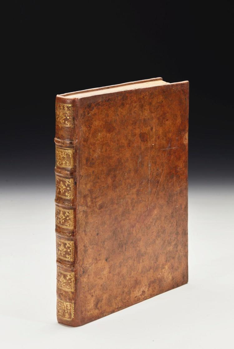 APRÈS DE MANNEVILLETTE, JEAN-BAPTISTE D'. ROUTIER DES CÔTES DES INDES ORIENTALES ET DE LA CHINE, 1745