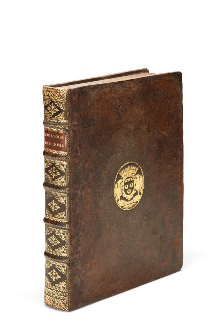 MAFFEI, GIOVANNI PIETRO. L'HISTOIRE DES INDES ORIENTALES. 1655