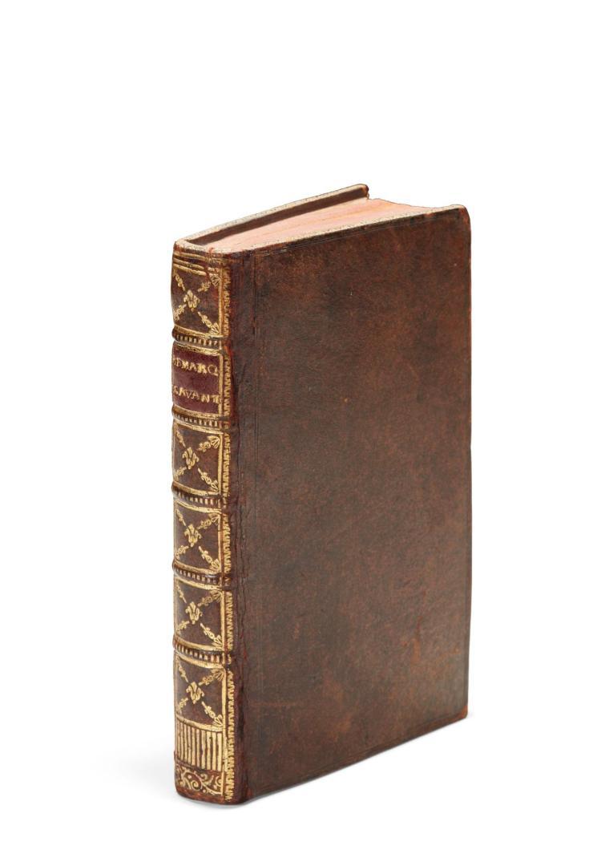 GHIRARDINI, G. LES REMARQUES... RELATION D'UN VOYAGE DE LA CHINE.1702; RELATION DU VOYAGE FAIT À LA CHINE.1700