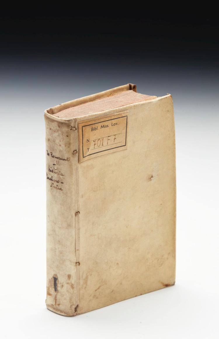 ROUGEMENT, FRANÇOIS DE. HISTORIA TARTARO-SINICA NOVA. 1673