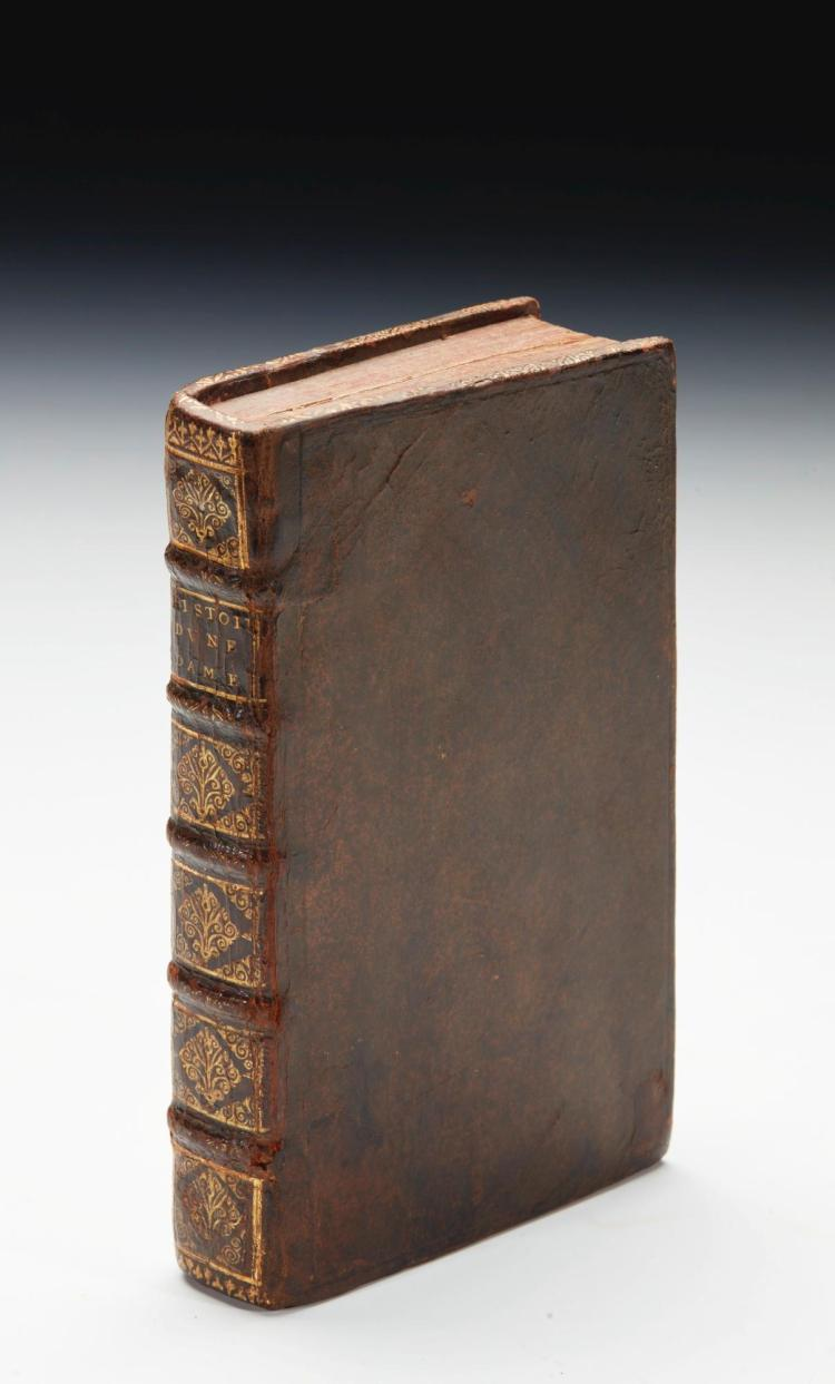 COUPLET, PHILIPPE. HISTOIRE D'UNE DAME CHRETIENNE DE LA CHINE. 1688