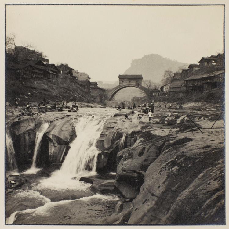 MELLIN, G.M. CHINA--HUPEH-SZECHWAN. 1935-1936