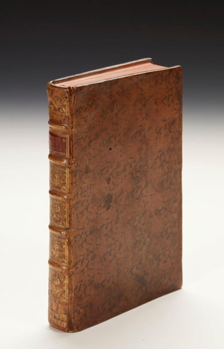 MAIRAN, JEAN-JACQUES DORTIUS DE. LETTRES. 1770