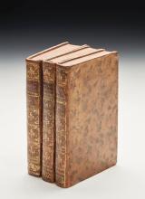 BELL D'ANTERMONY, JEAN. VOYAGES DEPUIS SAINT PETERSBOURG. 1766