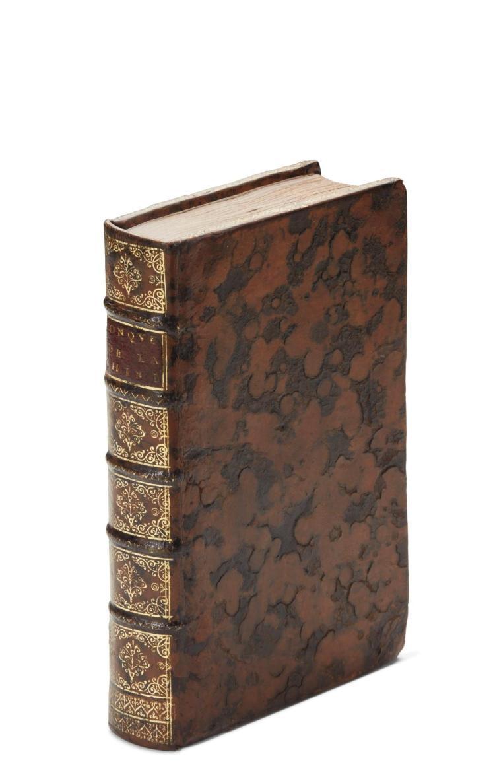 ORLÉANS, PIERRE JOSEPH D'. HISTOIRE DES DEUX CONQUERANS TARTARES QUI ONT SUBJUGUÉ LA CHINE. 1688