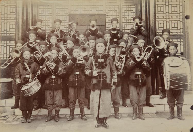 CHINA. ALBUM OF PHOTOGRAPHS. [C.1895-1900]