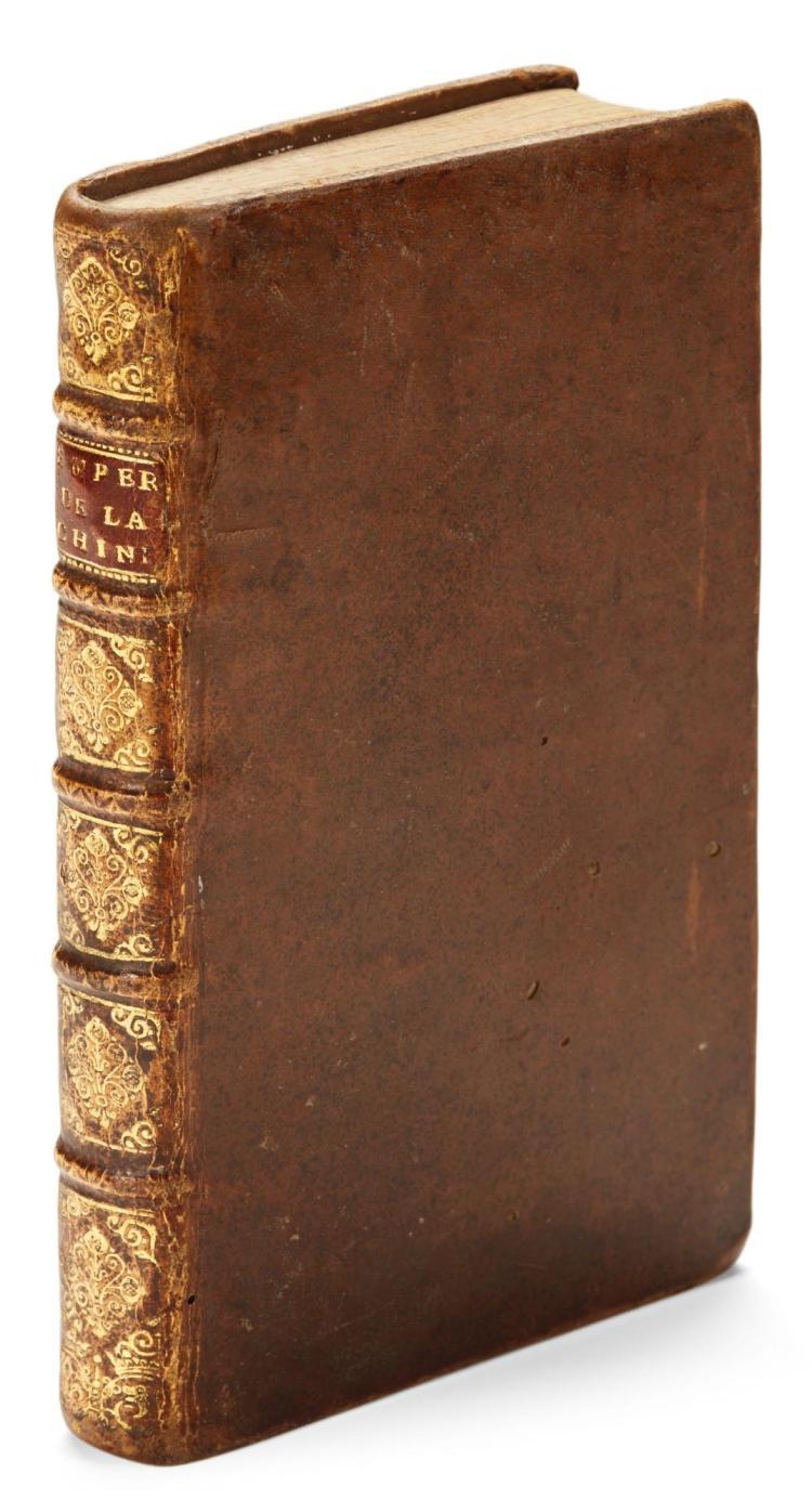 BOUVET, JOACHIM. PORTRAIT HISTORIQUE DE L'EMPEREUR. 1698
