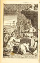 BRAND, ADAM. RELATION DU VOYAGES DE MR. EVERT ISBRAND. 1699